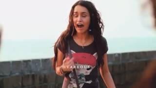 Shraddha Kapur emotional video  From movies
