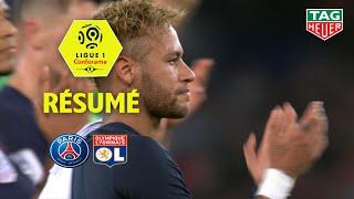 Paris Saint-Germain - Olympique Lyonnais ( 5-0 ) - Résumé - (PARIS - OL) / 2018-19
