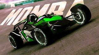 Momba - Slithering Talent   TrackMania Skill Movie