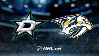 Josi leads Predators to 5-3 comeback win vs. Stars