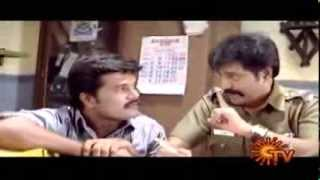 Vivek Police comedy in Pasupathi (Vivek collections - 1)