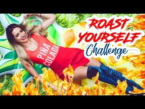 Xxx Mp4 ROAST YOURSELF CHALLENGE 2 0 🔥 L Nancy Loaiza 3gp Sex