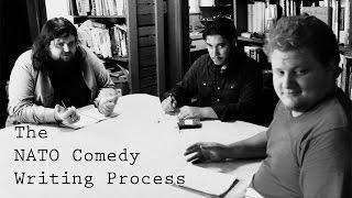 The NATO Comedy Writing Process
