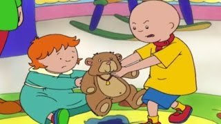 Caillou Full Episodes | Caillou fights with Rosie | Cartoons for Children