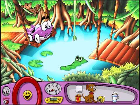 Lets Play PuttPutt Saves the Zoo Part 2 The Journey Begins