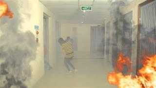 Kỹ năng thoát hiểm khi xảy cháy nhà cao tầng