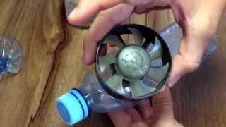 Как самим сделать вентилятор