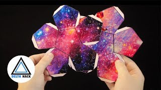 HOW TO MAKE STAR PROJECTOR | DIY