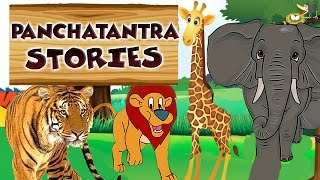 Tales Of Panchatantra In English | Animated Moral Stories For Kids | Kids Moral Short Stories
