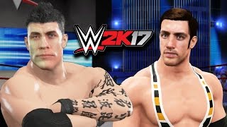 RAW AND UNCUT - WWE 2K17 Gameplay