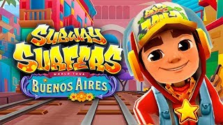 SUBWAY SURFERS - BUENOS AIRES 2018 ✔ JAKE AND 36 MYSTERY BOXES OPENING