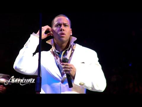 Aventura Enséñame a Olvidar Sold Out at Madison Square Garden