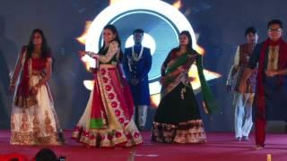 Gore Rang pe itna wedding dance by Groom's Friend (Aditya + Dhrupal Wedding)