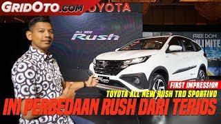 Toyota All New Rush TRD Sportivo | First Impression | GridOto