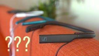 My New Favorite Earbuds? Sennheiser HD1!