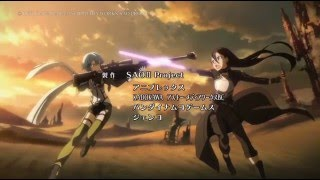 Sword Art Online Season 2 Opening