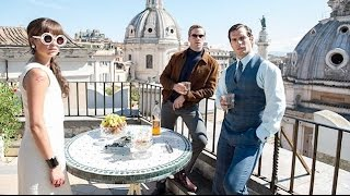 The Man from U.N.C.L.E. - Feeling Good by Nina Simone (Official Trailer Music 2)