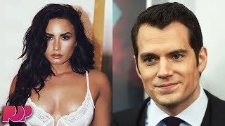 Demi Lovato Sets A Successful Thirst Trap