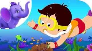 Deep Blue Sea - Nursery Rhyme