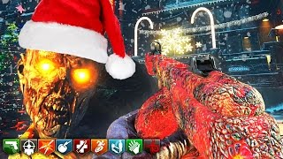 BUYABLE ENDING ON THE GIANT! - BLACK OPS 3 CUSTOM ZOMBIES GAMEPLAY! (25 Days of Christmas #2)