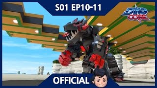 [Official] DinoCore | Series | Once a friend, always a friend! | Robot Animation | Season 1 EP10~11