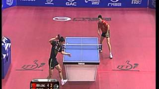 Slovenian Open: Zhang Jike-Ma Long