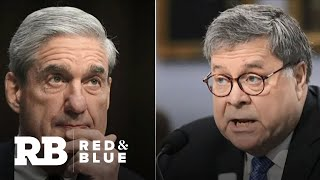 Disagreements Between Mueller Report And Attorney General's Statements Scrutinized