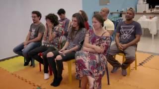 ADOTADA 3ª temporada Ep. 13: Mareu cai no choro após homenagem para família