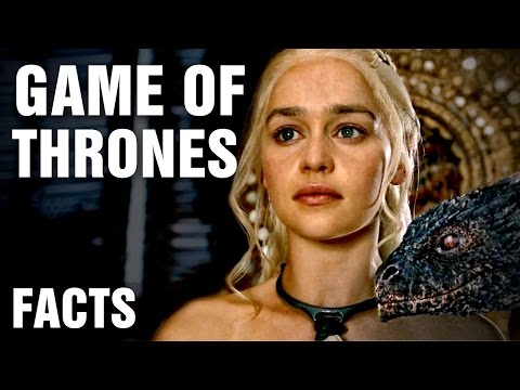 10 Crazy Facts About Game of Thrones
