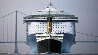 Royal Caribbean Allure of the Seas Cruise Ship Promo with Titanic Music