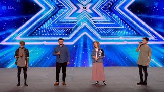 The X Factor UK 2017 Group 12 Bootcamp Full Clip S14E09