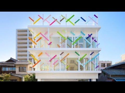 Xxx Mp4 Creche Ropponmatsu Kindergarten Emmanuelle Moureaux Architecture Design 4K 3gp Sex