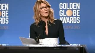 Golden Globe Nominations 2017 - Round 1