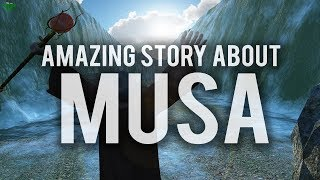 THIS STORY ABOUT MUSA (AS) WILL SURPRISE YOU!