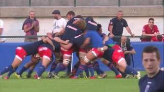 BENETTON RUGBY- FC GRENOBLE RUGBY