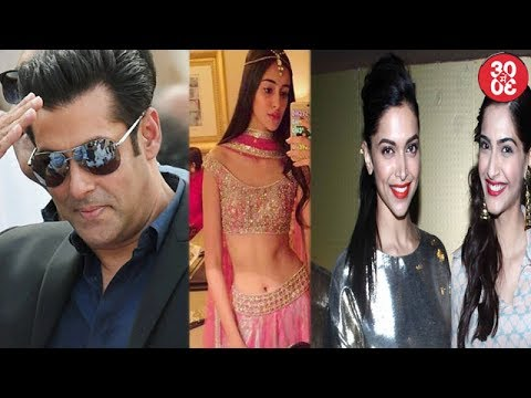 Xxx Mp4 Salman Khan To Launch Ananya Pandey Sonam Kapoor Mistaken As Deepika Padukone 3gp Sex