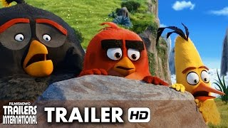 The Angry Birds Movie International Trailer - 3D Animated Comedy [HD]