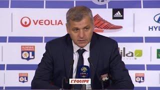 Foot - L1 - OL : Genesio «Montpellier n'est pas la meilleure défense pour rien»