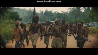 Best Scene from 'Beasts of no Nation'
