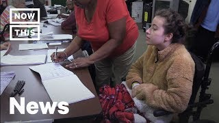 Teen Voted in 2018 Midterms Despite Recent Stroke | NowThis