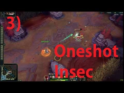 3 League of Legends Q Flash 4 W R Q