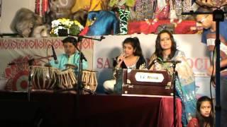 Durgoti dur koro bole, Bini - Sanaton Association Durga Puja childrens Songs
