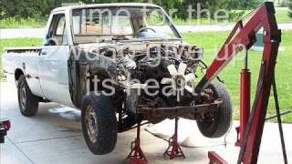 toyota 4x4 diesel conversion