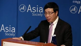 Vietnam FM: A Shared Commitment to the Asia Pacific