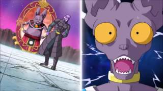 Goku Versus Hit Entire Aired Fight Dragon Ball Super Episode 38 1080p English
