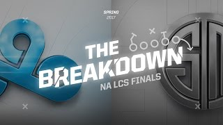 The Breakdown with Jatt: C9 vs. TSM Final Team Fight (NA LCS Finals)