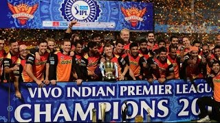 RCB VS SRH   IPL 2016 WINNING MOMENT   VIVO IPL 2016 FINAL