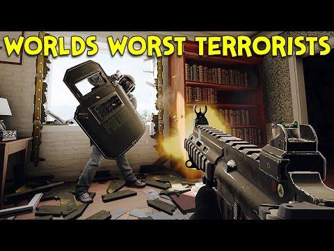 Xxx Mp4 WORLDS WORST TERRORISTS Rainbow Six Siege 3gp Sex