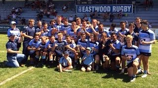 NSW  u16's SchoolBoys Highlights 2014