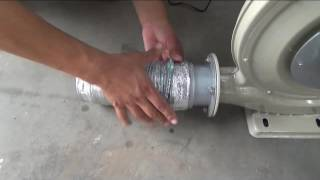 BCL-MU bodor CO2 Laser cutting machine how to install--RECI W2 laser tube
